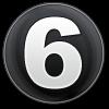 Number circle big (6)
