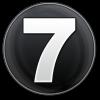 Number circle big (7)