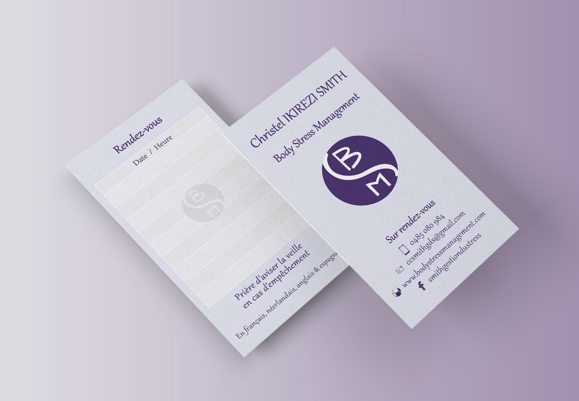 Mockup Card BSM-2